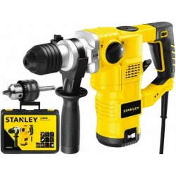 STANLEY STHR323K 1250W 32MM 3 MOD L-SAP SDS-PLUS PNöMATİK MATKAP